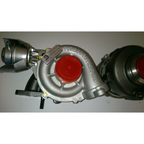 turbo turbocharger part nr 753420 for 1 6 hdi 110 bhp engine turbo centre ireland. Black Bedroom Furniture Sets. Home Design Ideas